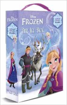 frozen-books-set