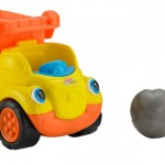 Fisher Price Little People Rumblin Rocks Dump Truck only $7.30!