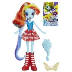 Rainbow Dash My Little Pony Equestria Girls Doll only $6.62!