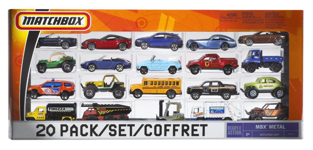 20-matchbox-cars-set