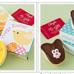 Cheryl's Easter Cookie Card plus $5 gift card!