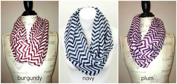 chevron-infinity-scarves