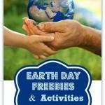 Earth Day Freebies List!