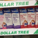 Dollar Tree FREEBIES:  Triaminic, Purex, and Garnier!