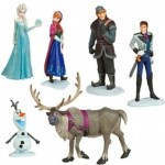Frozen Figures 6 Piece Play Set only $11.47 shipped!