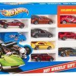 Hot Wheels 9 Cars set only $7.99!