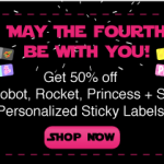 50% off Mabel's Labels sale!