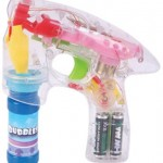 Light Up LED Bubble Gun on sale now!