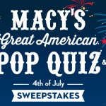 Macy's Instant Win Game!