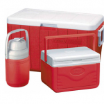 Coleman 3 piece Combo Cooler set only $24.97!