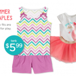 Gymboree 20% off code plus everything under $14.99!
