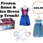 Frozen Dress Up Trunk in stock for $24.99!