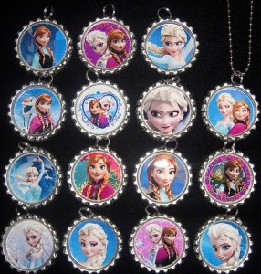 disney-frozen-bottle-cap-necklaces