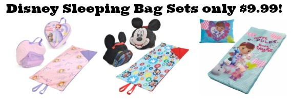 disney-sleeping-bag-sets