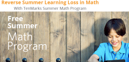 free-summer-math-program