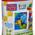 Mega Bloks Big Building Bag only $11!