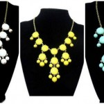 Bubble Statement Necklaces only $5.21 shipped!