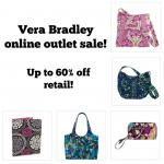 Vera Bradley Online Outlet now open!