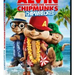 Alvin & The Chipmunks Chipwrecked DVD only $2.99!