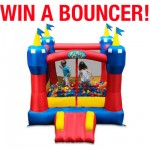 Win a Blast Zone Bounce House!