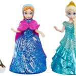 Disney Frozen Magiclip dolls in stock for $9.99!