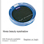 FREE Nivea Beauty Eye Shadow Product Testing Opportunity!