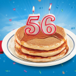 IHOP Pancakes for $.56 today only!
