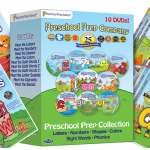 Preschool Prep 10 DVD set only $39.99!