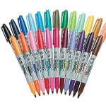 Sharpie Deal:  24 Sharpie markers for $10 shipped!