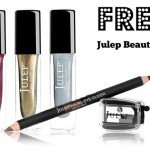 FREE 4-piece Holiday Beauty Box from Julep!