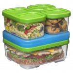 Rubbermaid Lunch Blox Sandwich Kits 50% off!