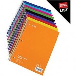 Staples: 24 1-subject Notebooks only $4.42 SHIPPED!