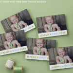 5 FREE Mini Photo Books from MyPublisher!