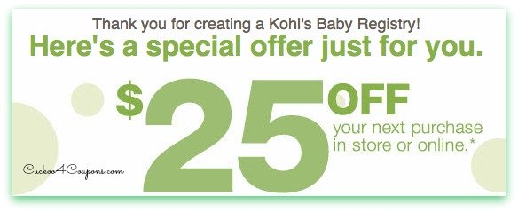 kohls-baby-registration