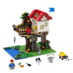 LEGO Creator Treehouse only $23!