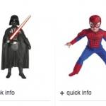 Halloween costumes BOGO free at Target!