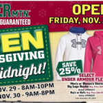 Gander mountain Black Friday Ad 2014!