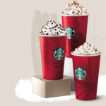 Starbucks BOGO FREE Holiday Drinks!