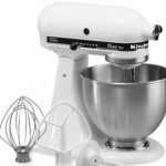 KitchenAid Mixer PLUS Black & Decker Blender $88.23 shipped!
