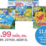 Toys 'R Us Hasbro Games Sale: board games as low as $.99!