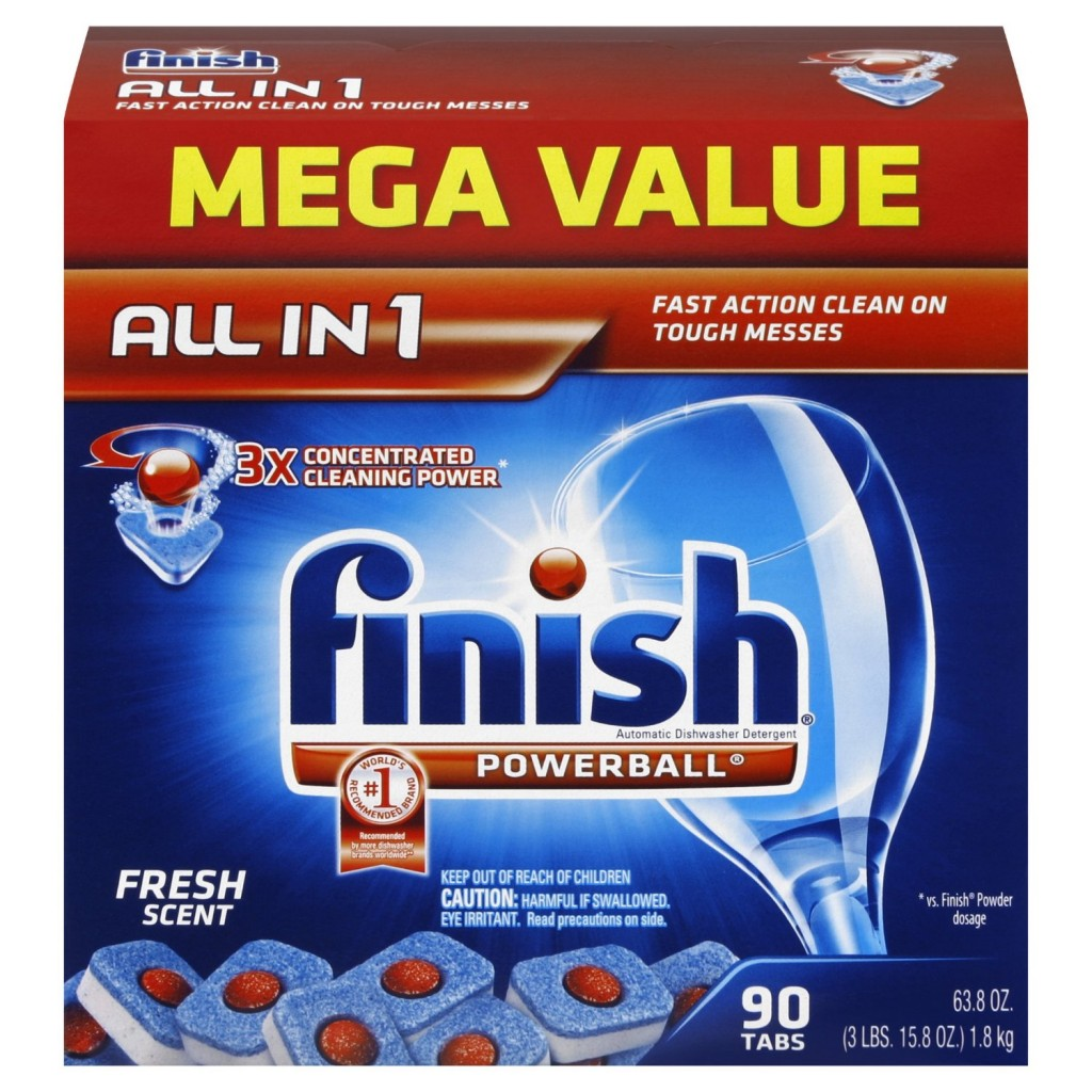 Finish Powerball Tabs (90 ct) only $7.11 shipped!