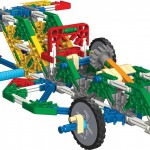 K'Nex 375 Piece Deluxe Building Set only $9.99!