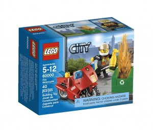 LEGO-MOTORCYCLE
