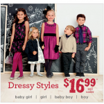 Gymboree everything $19.99 or LESS sale!