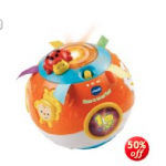 VTech Toys are 50% off today only!