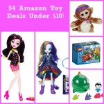 54 Amazon Toy Deals under $10!