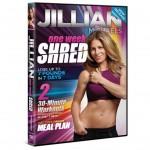 Jillian Michaels One Week Shred only $7.55!