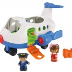 Fisher Price Little People Lil' Movers Airplane only $9.39!