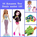 64 Amazon Toy Deals Under $10!