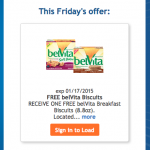 Kroger FREE Friday Download: Belvita Biscuits!